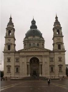 Szent István Bazilika Budapesten