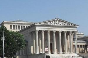 Museum of Fine Arts - Szépművészeti Múzeum Budapesten