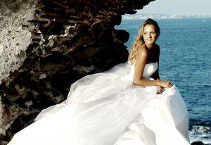 Menyasszonyi ruha hercegnő stílusban